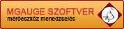 M-Gauge mérőeszköz menedzselő szoftver