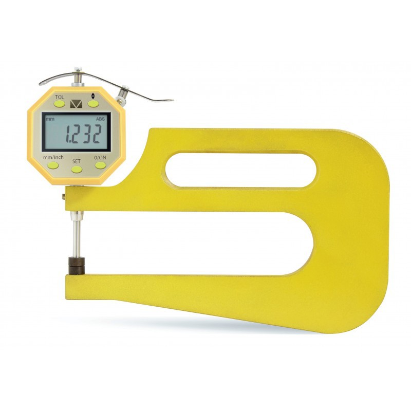 Speciális vastagságmérő