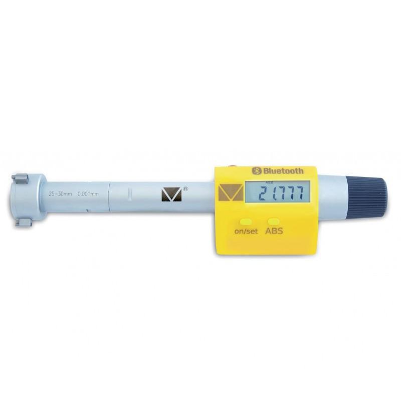 Vezeték nélküli 3 pontos mikrométer