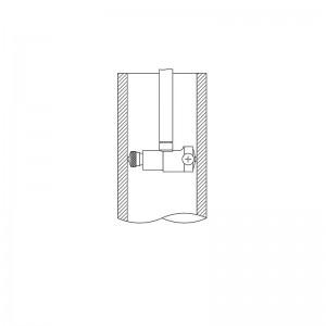 Transzformálható belső átmérőmérő