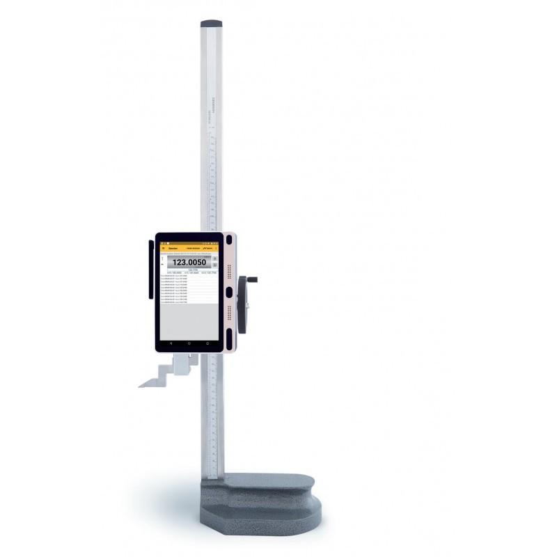 Tablet magasságmérő