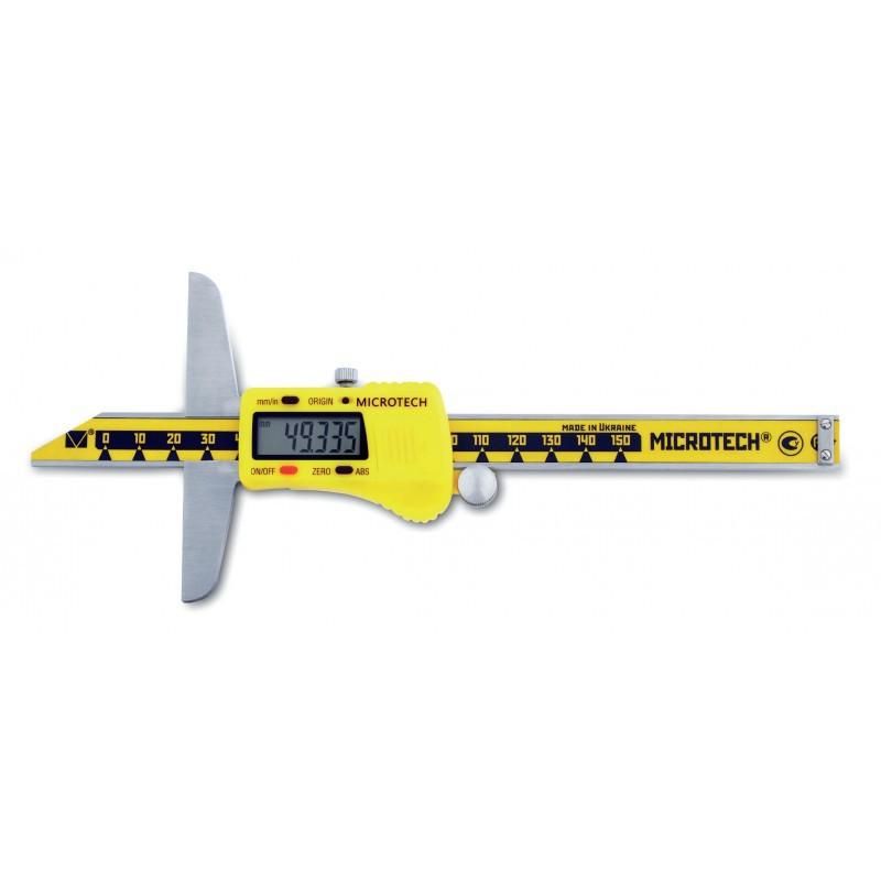 Digitális mélységmérő - 5 μm