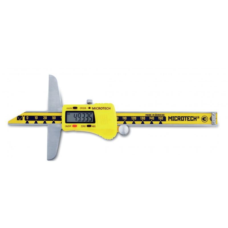 Vezeték nélküli mélységmérő tolómérő