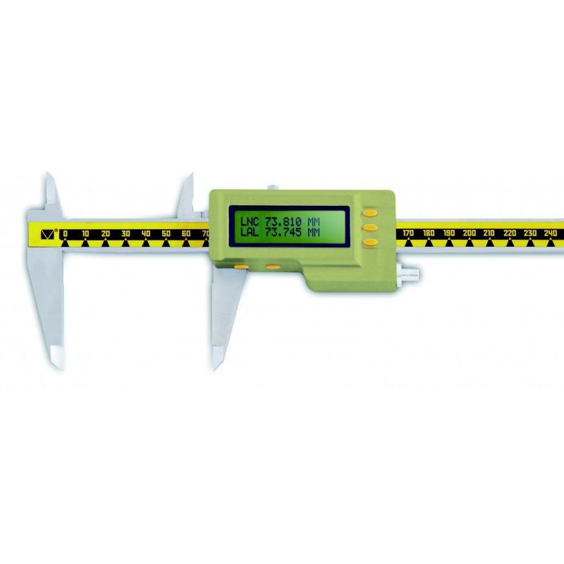 Hőmérséklet kompenzációs tolómérő