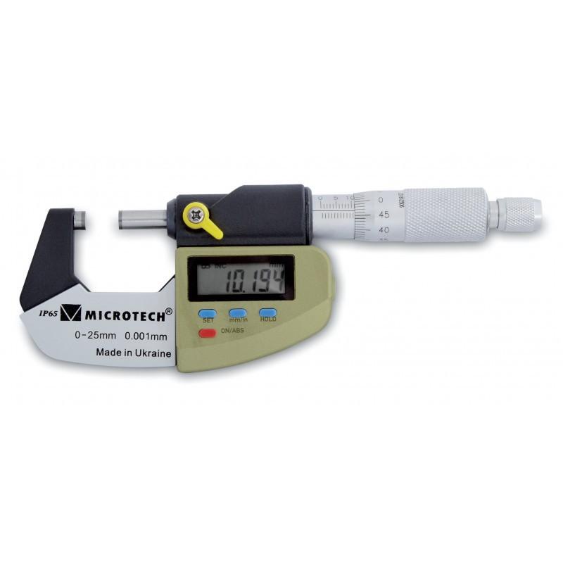 Precíziós vezeték nélküli mikrométer